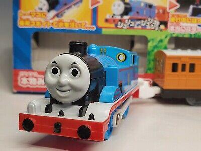 Tomy Original Color Steam Along Thomas Trackmaster