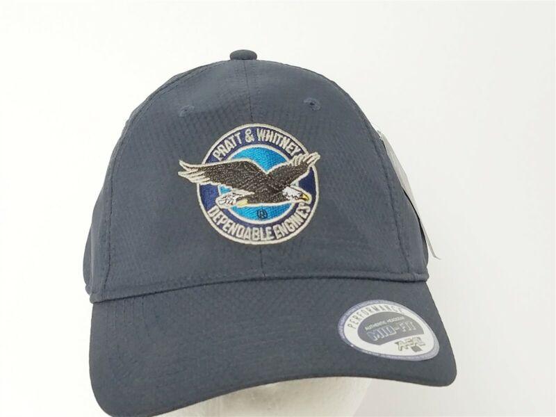 Pratt & Whitney Dependable Engines Blue Ball Cap Hat NEW Military