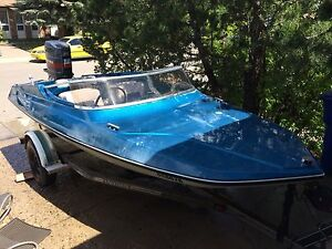 Tempest Speed Boat