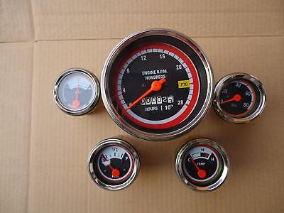 Oliver Tractor Gauges Kit -1550 1650 17501755 185018551950195520502150