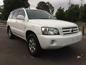 05 7 Seater 4x4 Kluger 7M Rego and RWC Eight Mile Plains Brisbane South West Preview
