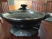 Electric wok - Breville Ormond Glen Eira Area Preview