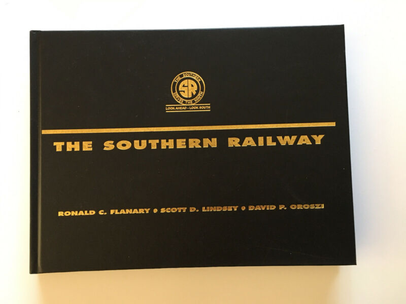 The Southern Railway Railroad Book