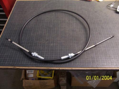 "TEREX 444V2434 PUSH/PULL CONTROL CABLE, BANTAM/LORAIN 04444V2434, 83"",  N.O.S."