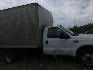Ford f-450 work trucks for sale
