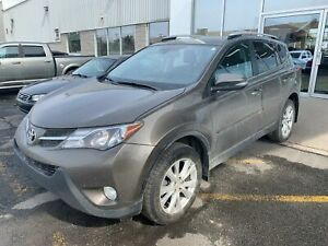 2015 Toyota RAV4 Limited BLUETOOTH GPS 4X4 TOIT OUVRANT