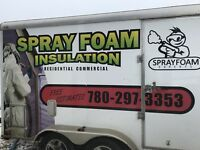 !!! Sprayfoam Insulation!!!