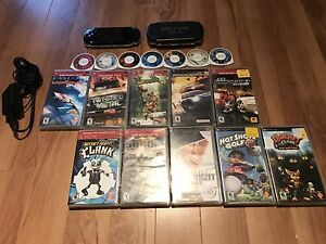 Massive PSP Bundle