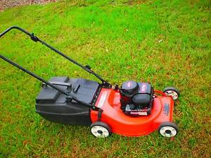 Push Lawn Mower Rover Good Condition Mudgeeraba Mudgeeraba Gold Coast South Preview