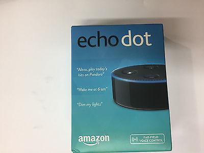 Echo Dot  2Nd Generation    Black New