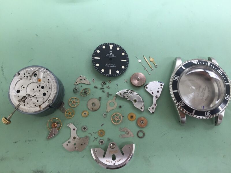 REPAIR ROLEX AND CHRONOGRAPH WATCHES  BY   ROLEX FACTORY  WATCHMAKER