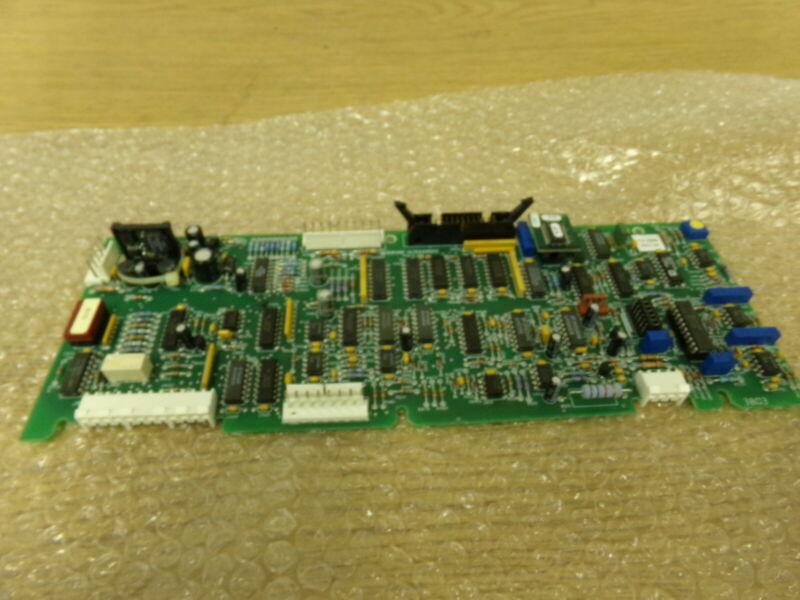Dukane Ultrasonics 110-2990 Rev. 04 Circuit Control Board *FREE SHIPPING*
