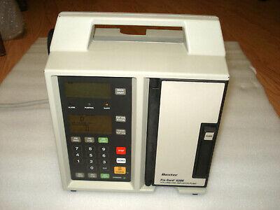 Baxter Flo-gard 6200 Volumetric Infusion Pump