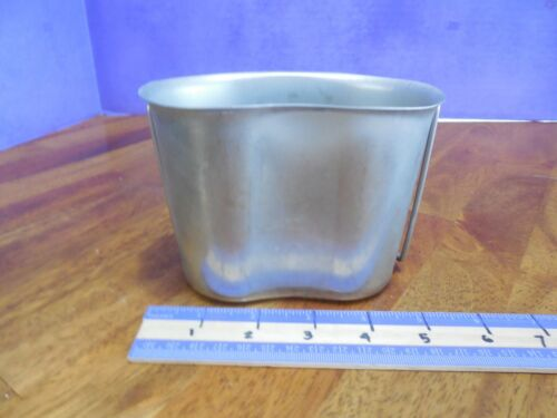 Canteen Cup, Butterfly Wire Handle