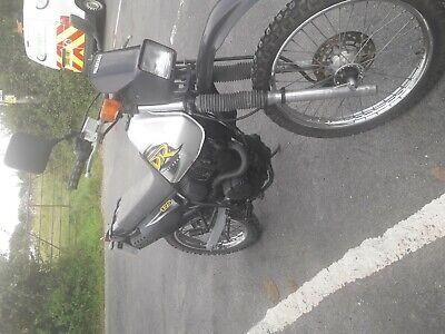 suzuki DR125 trial bike ideal learner or off road fun