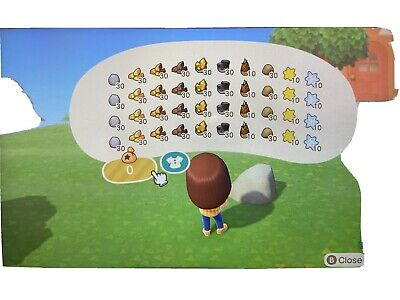 *SALE!!* 80 slots! Animal Crossing New Horizons Materials, Gold, Tickets & More!
