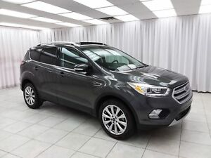 2017 Ford Escape TITANIUM ECOBOOST 4x4 SUV w/ BLUETOOTH, HEATED