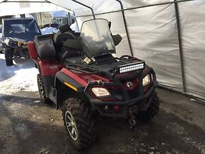 CANAM OUTLANDER MAX LIMITED 800R 4x4