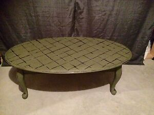 One of a Kind Coffee and End Table!