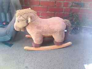 Rocking horse Burwood East Whitehorse Area Preview