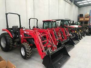 TYM T503 Tractor with Front end Loader,  Manual Trans, Perkins Engine Pakenham Cardinia Area Preview