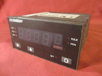 Omega Dp1610-gnr1 24lv Thermocoupleprocess Indicator Digital W Green Display