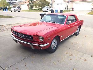 1965 Ford Mustang 289 for $25000 OBO