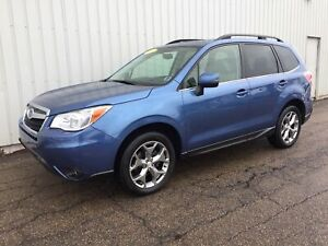2016 Subaru Forester 2.5i Limited Package LIMITED EDITION WIT...