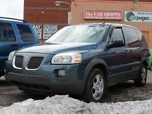 2007 Pontiac Montana SV6