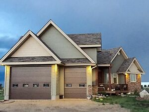 Acreage home for sale near Edmonton/Fort Sask.