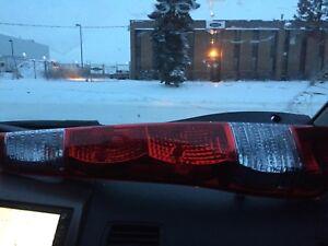 Honda CR-V driver side tail light
