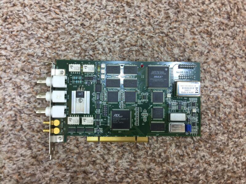 ✅Tabor Electronics Ltd. 209311 Model No.TE5300 C.S-1 PCI 🔥Fast DHL Shipping🔥✅