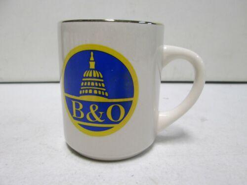 B&O Train Ceramic Coffee Mug