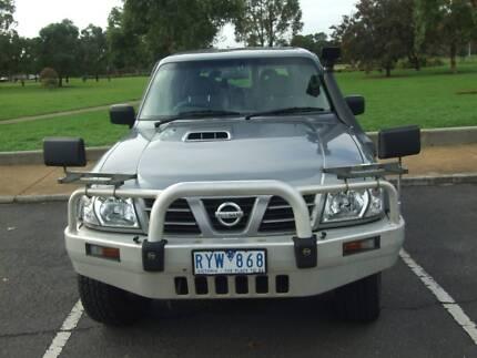 2003 Nissan Patrol SUV Carnegie Glen Eira Area Preview