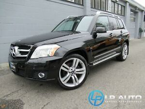 2010 Mercedes Benz GLK-Class GLK350 4MATIC! LOADED! Only 83000km