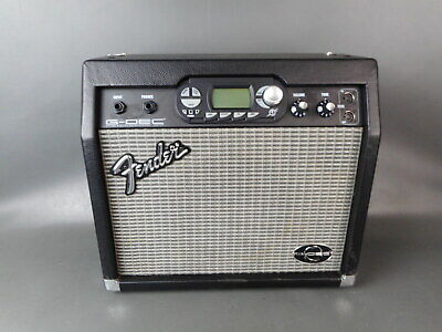 Fender Effects Amplifier G-DEC Guitar Amp Built In Band PR-520 Tested and Works