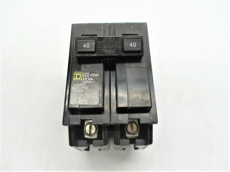 SQUARE D HOM240 40A 120/240V NSNP