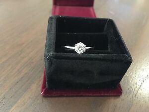 New :0.78 K Solitaire Diamond Ring Paddington Brisbane North West Preview