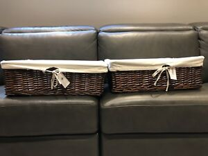 Wicker Emporium Storage Baskets - 2