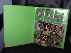 FOOTBALL NEW ALBUMS & CARDS AS LISTED OR STATED - PHONE ONLY Ashburton Boroondara Area Preview