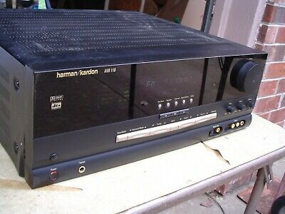 Usado, Harman Kardon AVR 110 200W 5.1 Home Theatre Stereo Receiver bundle w Remote segunda mano  Embacar hacia Mexico
