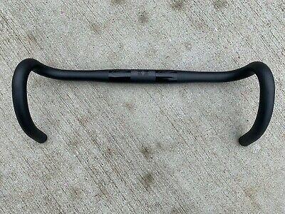 NEW Thomson Cyclcross KFC Carbon Handlebar 40cm 31.8 Black FULL WARRANTY