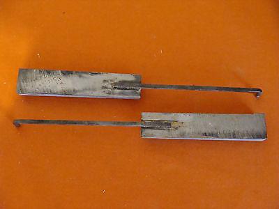 Nos Superior Hone Corporation Style A Honing Stone Set Coarse 18-16-180