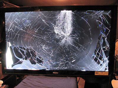 "Haier LE46B1381,   1080p HD LED LCD 46""  Good Parts  TV"