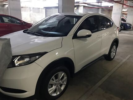 Immaculant Honda HRV 2015 build and compliancelow Kms