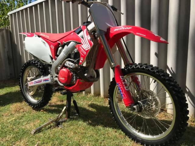 Honda CRF450R | Motorcycles | Gumtree Australia Belmont ...