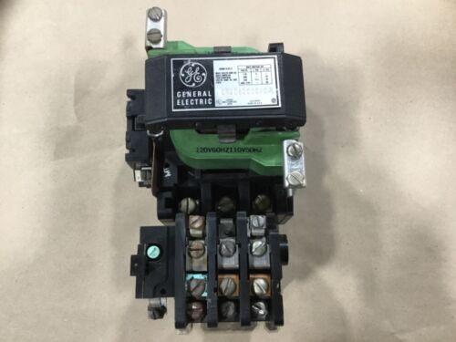 General Electric CR206D000AQA Motor Starter Size 2 600V 45A #1177DK
