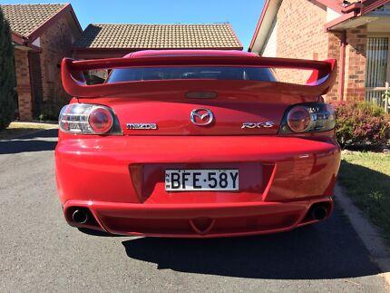 2004 Mazda RX-8 FE Series 2