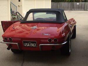 1963 C2 Corvette Stingray