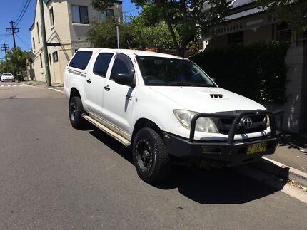 Toyota Hilux 4x4 2009